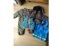 Large bundle of boys clothes age 2-3 years