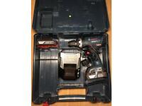 Bosch drill 18 v
