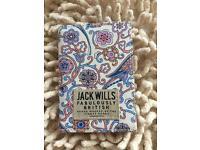 Jack Wills Fabric Credit Card Holder. New