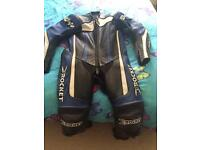Joe Rocket full motorbike leathers