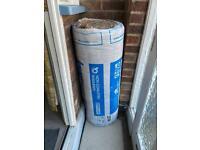 Loft insulation 1 roll