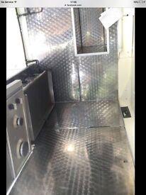 Transit Burger/catering van Low mileage ALL GAS! mega money making vehicle