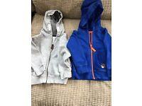 Boys 1.5-2 years hoodies