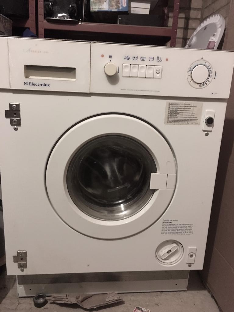 electrolux aqualux 1200. electrolux aqualux 1200 washing machine \u0026 dryer u