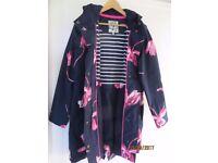 Joules Raina waterproof coat~ new