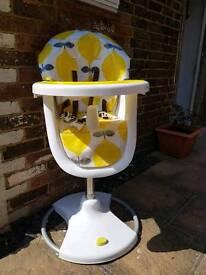 Cossatto 3sixti lemons highchair