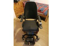 HULA JAY COMFORT Electric Mobility Wheelchair plus Manual Wheelchair.