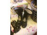 sidi verabre bike boots size 9