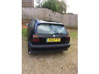 VW Golf gti Mk3 very clean and tidy for age NEED GONE ASAP