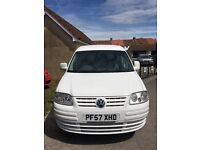 VW CADDY C20 TDI 104