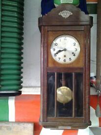 Wall clock ingood working order