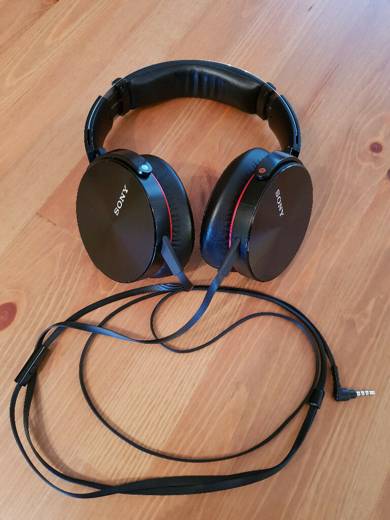 Sony MDR-XB950 Over Ear Headphones - Extra Bass | in Prestwich, Manchester  | Gumtree
