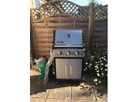 Grilltech barbecue