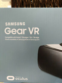 Samsung Gear VR Virtual Reality Headset for Note 5/S6 Edge +/S6 Edge