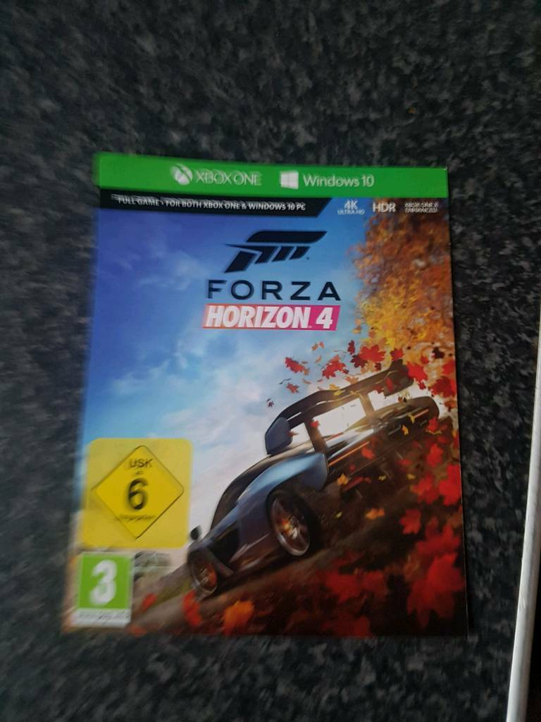 Forza 4 xbox one game code | in Hartcliffe, Bristol | Gumtree