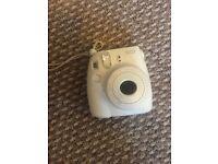 FUJIFILM instax mini camera white