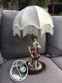 VINTAGE TABLE LAMP,