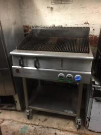 FALCON large gas chargrill