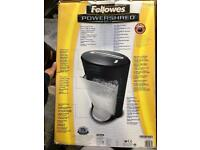 Fellows Powershred DS-1