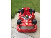 Baby Ferrari Walker