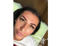 Permanent make up / ombre eyebrows
