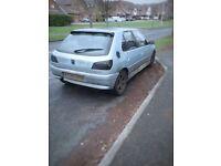 Peugeot 306 straight through centre piece