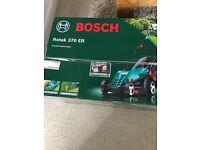 Brand new Bosch rotak lawnmower