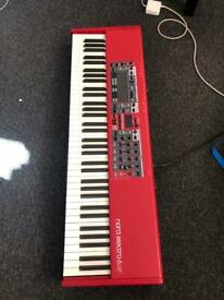 Nord electro 6hp 73key + gator case
