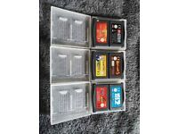 6 Gameboy Advance Games (GBA)
