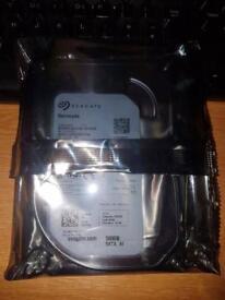 Brand New 500GB Hard Drive