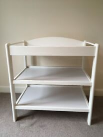 Changing Table – White - originally from John Lewis