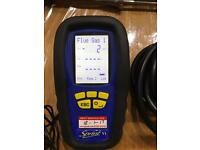 Telegan Anton Sprint V1 Combustion Flue Gas Analyser.