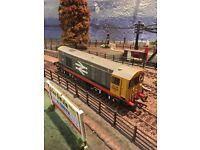 32-045 Bachmann 00 - Class 20 diesel 20118 Saltburn-by-the-Sea in BR Railfreight
