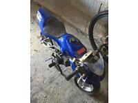 Mini Moto (motorbike)