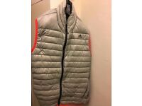 Adidas Men's Down Vest Size M - used a few times