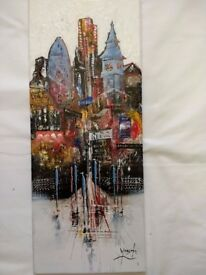Jan Wenczska London Painting