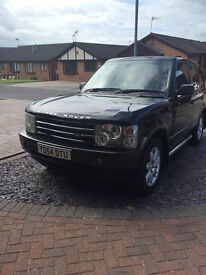 Well presented, reliable, Range Rover Vogue HSE TD6 -