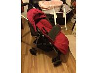 Graco pushchair travel system