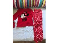 Minnie Mouse pyjamas