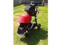 **REDUCED IN PRICE** City Select Baby Jogger! **MUST SEE** DOUBLE BUGGY**