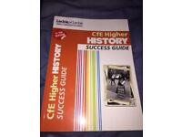 Higher history success guide
