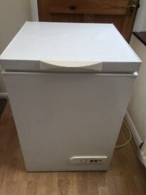 HAIER CHEST FREEZER IN GOOD WORKING CONDITION.