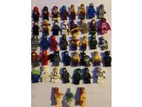 Lego minfigures x 40