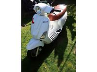 Scooter, moped 50cc