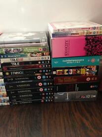 DVD collection over 100titles