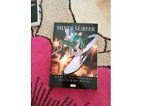 Silver surfer comic book