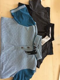 2 boys T shirts tops clothes brand new