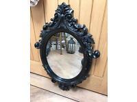 Lovely Shaped Frame Mirror