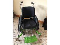 Children's Ottobock wheelchair
