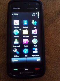 Nokia XpressMusic 5800 - Blue (Unlocked)